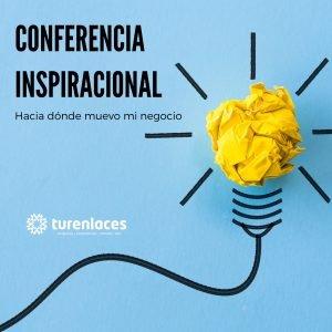Conferencia Inspiracional Viertual Experiencial